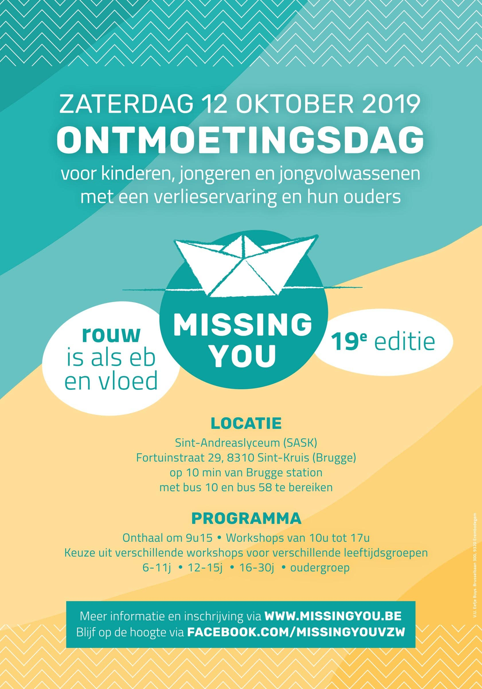 Missing You Ontmoetingsdag 2019